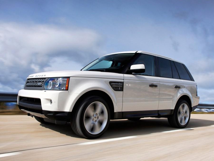 Landrover Range Rover Sport внедорожник, 2010–2013, 1 поколение [рестайлинг] - отзывы, фото и характеристики на Car.ru