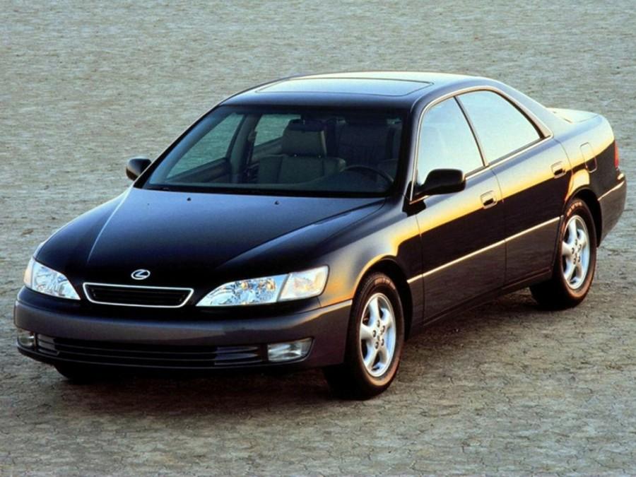 Lexus ES седан, 1996–2001, 3 поколение - отзывы, фото и характеристики на Car.ru