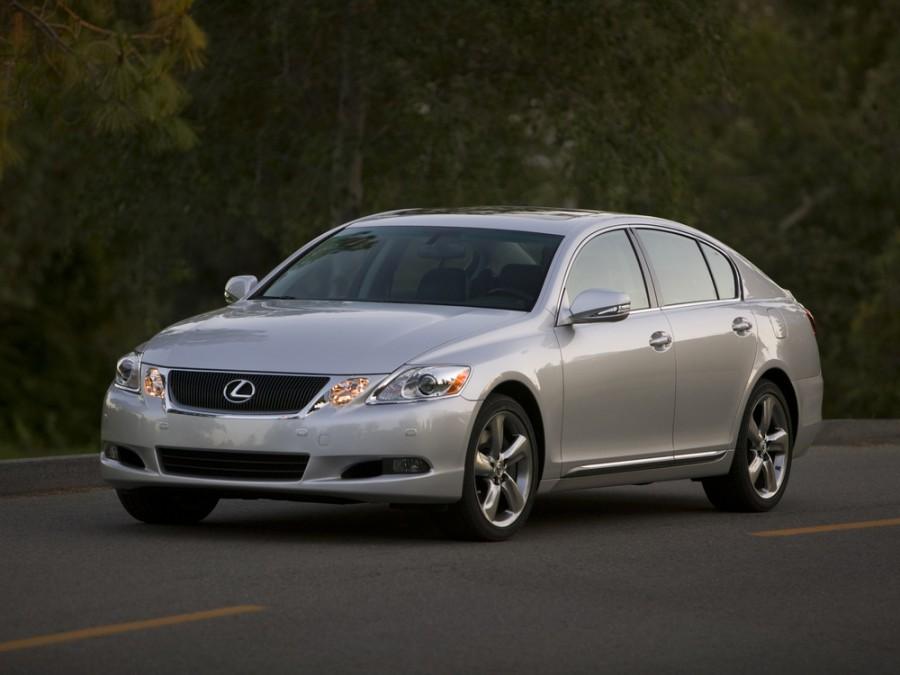 Lexus GS седан 4-дв., 2007–2012, 3 поколение [рестайлинг] - отзывы, фото и характеристики на Car.ru