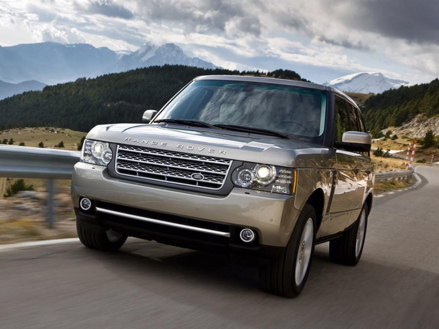 Landrover Range Rover внедорожник, 2009–2012, 3 поколение [2-й рестайлинг] - отзывы, фото и характеристики на Car.ru