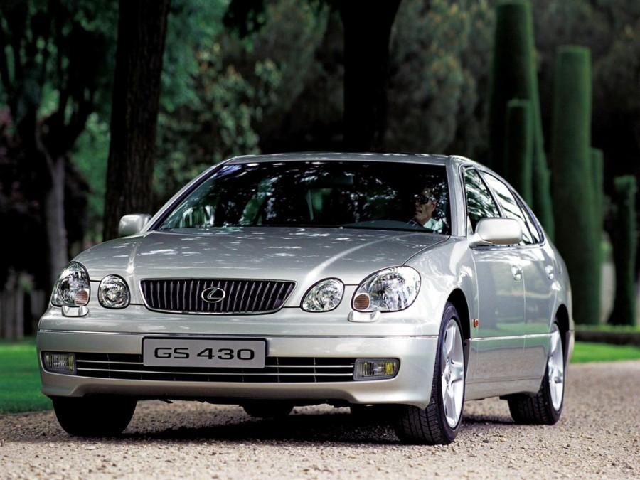 Lexus GS седан, 1997–2005, 2 поколение - отзывы, фото и характеристики на Car.ru