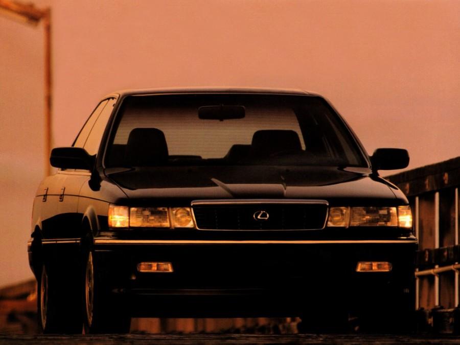 Lexus ES седан, 1989–1991, 1 поколение - отзывы, фото и характеристики на Car.ru