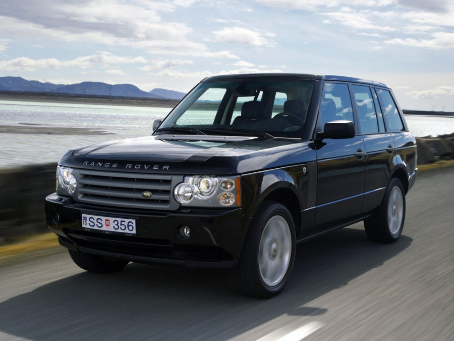 Landrover Range Rover внедорожник, 2005–2009, 3 поколение [рестайлинг] - отзывы, фото и характеристики на Car.ru