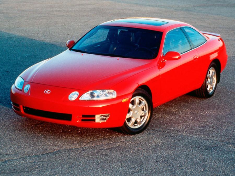 Lexus SC купе, 1994–2001, 1 поколение - отзывы, фото и характеристики на Car.ru