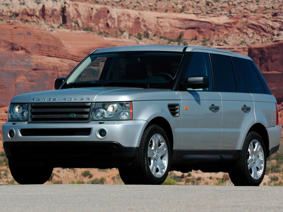 Landrover Range Rover Sport внедорожник, 2005–2009, 1 поколение - отзывы, фото и характеристики на Car.ru