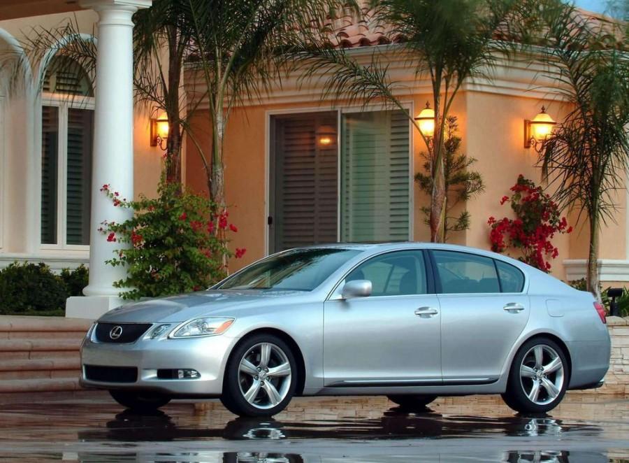 Lexus GS седан, 2005–2008, 3 поколение - отзывы, фото и характеристики на Car.ru