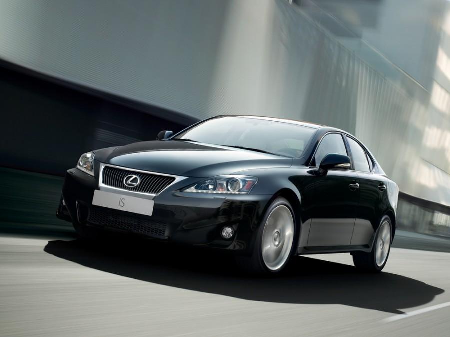 Lexus IS седан 4-дв., 2010–2013, 2 поколение [рестайлинг] - отзывы, фото и характеристики на Car.ru