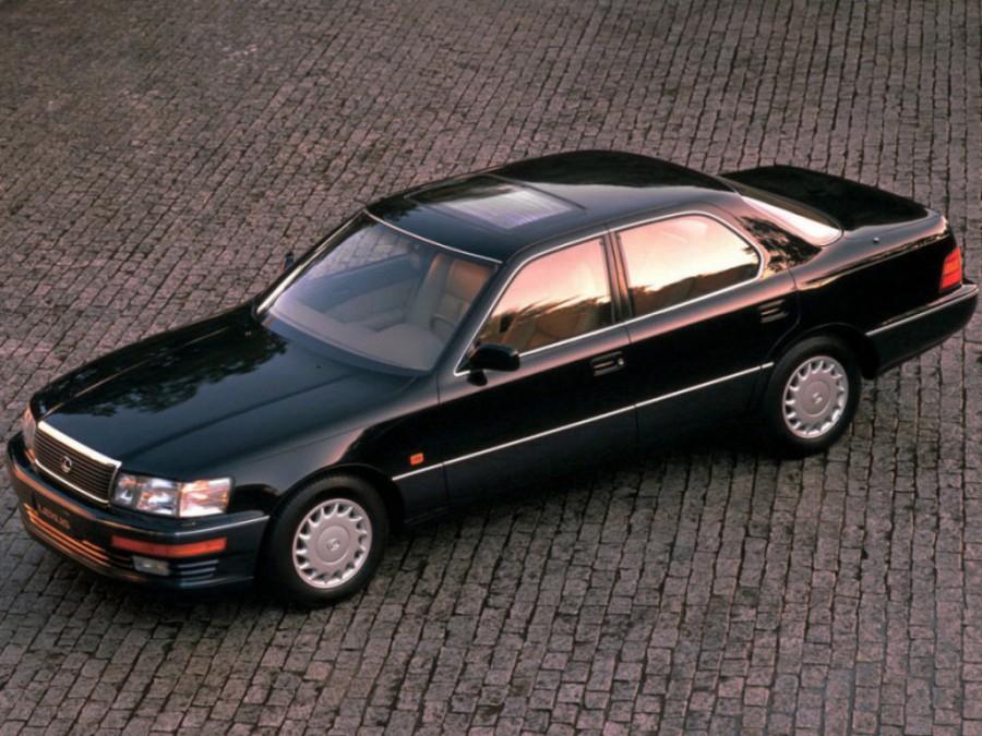 Lexus LS седан, 1989–1997, 1 поколение - отзывы, фото и характеристики на Car.ru
