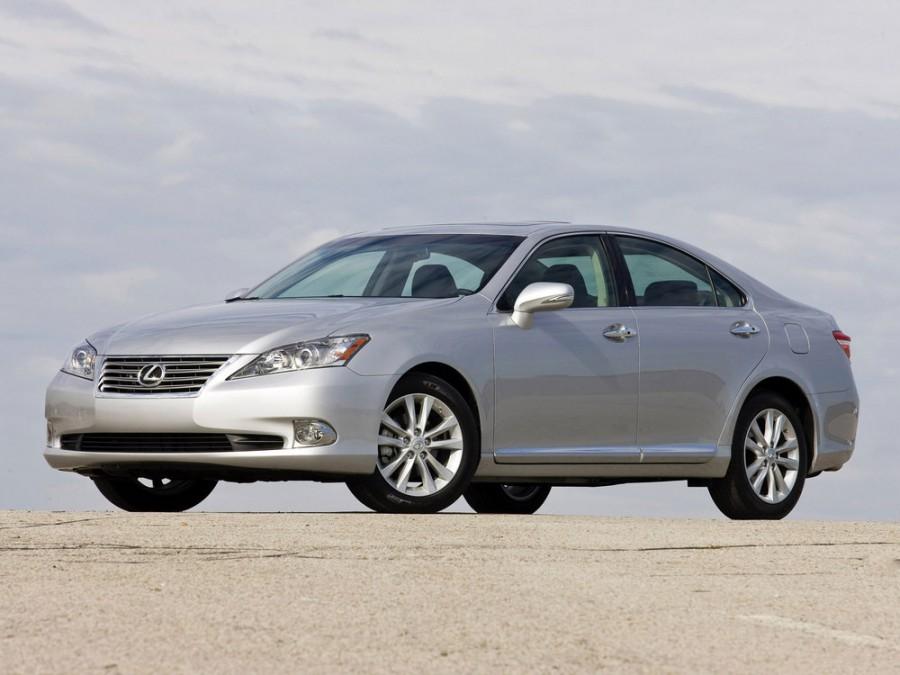 Lexus ES седан, 2009–2012, 5 поколение [рестайлинг] - отзывы, фото и характеристики на Car.ru