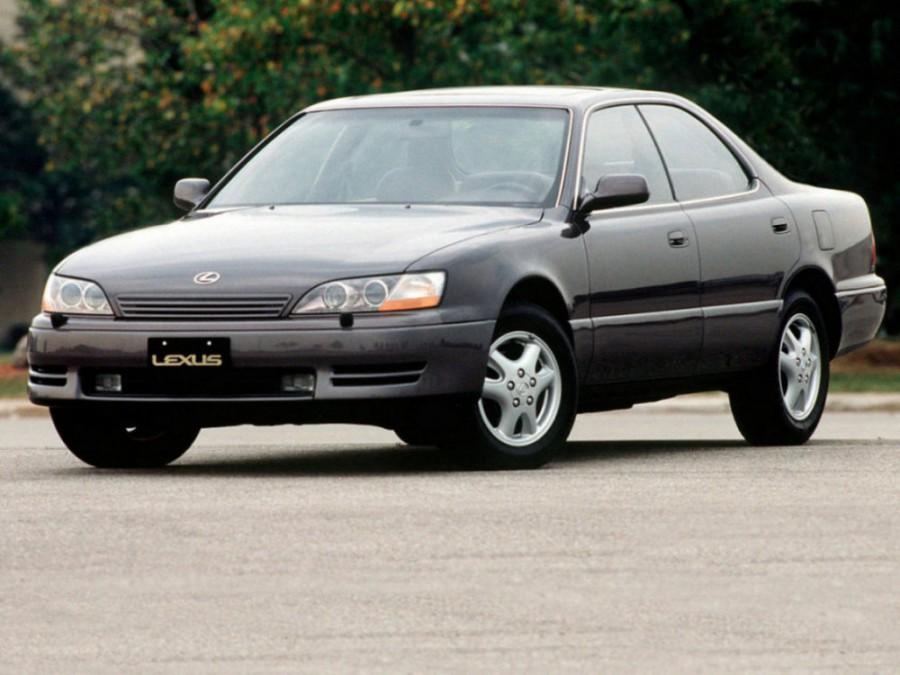 Lexus ES седан, 1991–1997, 2 поколение - отзывы, фото и характеристики на Car.ru