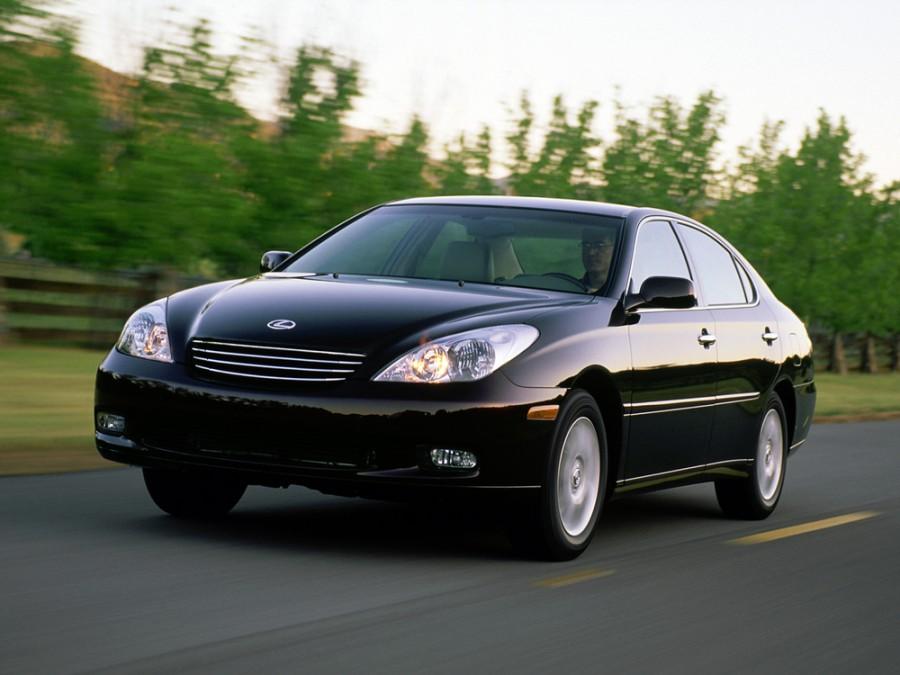 Lexus ES седан, 2001–2006, 4 поколение - отзывы, фото и характеристики на Car.ru