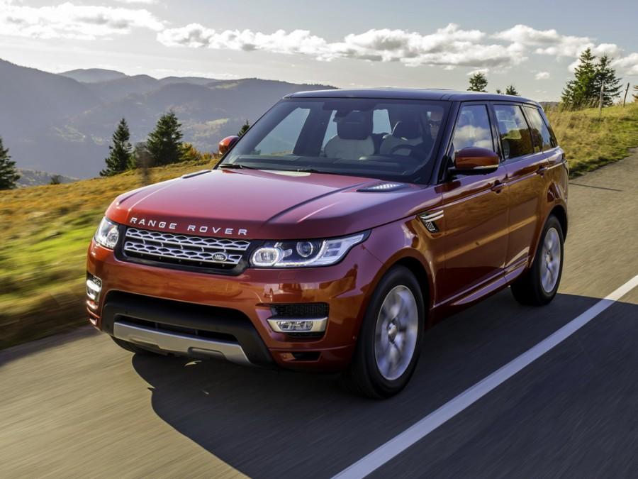 Landrover Range Rover Sport внедорожник, 2013–2016, 2 поколение - отзывы, фото и характеристики на Car.ru