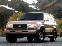 Lexus LX, 1 поколение, Внедорожник, 1996–1998