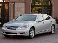 Lexus LS, 4 поколение [рестайлинг], 460 седан 4-дв., 2006–2012