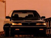 Lexus ES, 1 поколение, Седан, 1989–1991