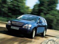 Lexus RX, 1 поколение, Кроссовер, 1997–2003