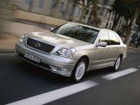 Lexus LS, 3 поколение, Седан, 2000–2003