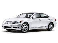 Lexus LS, 4 поколение [рестайлинг], 600h l седан 4-дв., 2006–2012