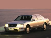 Lexus LS, 2 поколение, Седан, 1994–2000