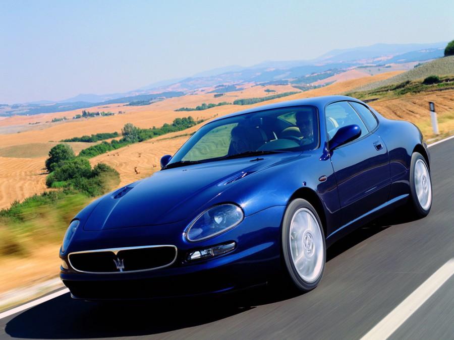 Maserati 3200 GT купе, 1998–2001, 1 поколение - отзывы, фото и характеристики на Car.ru