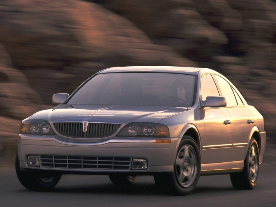Lincoln LS седан, 1998–2006, 1 поколение - отзывы, фото и характеристики на Car.ru