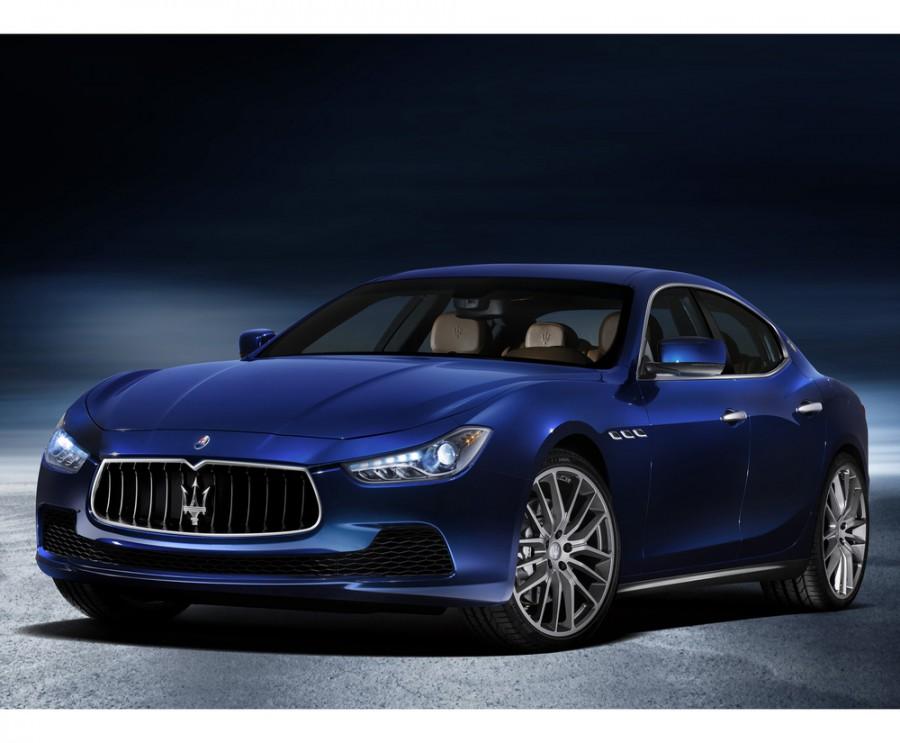 Maserati Ghibli седан, 2013–2016, 3 поколение - отзывы, фото и характеристики на Car.ru