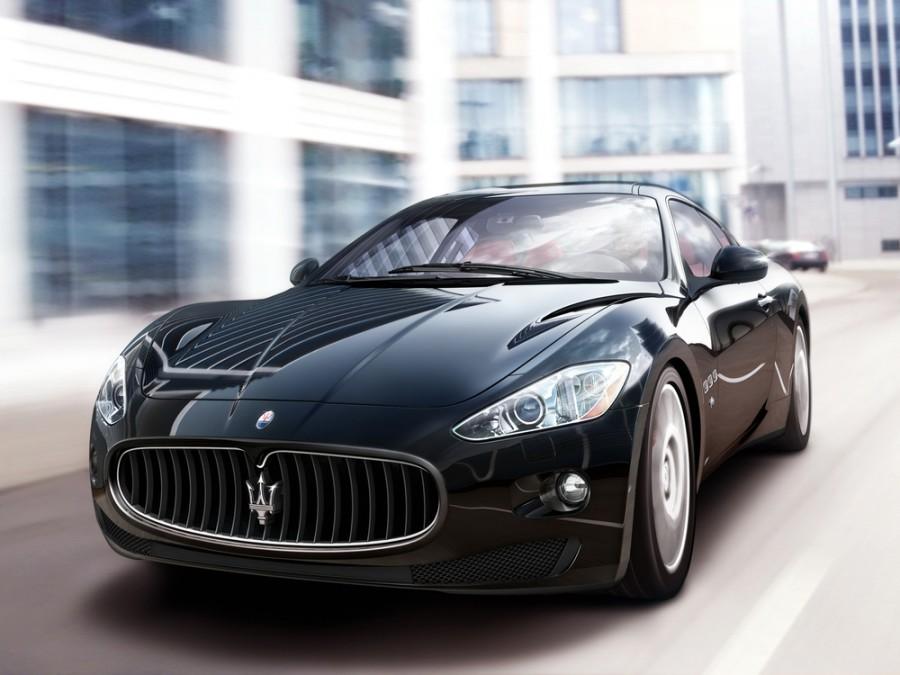 Maserati GranTurismo купе 2-дв., 2007–2016, 1 поколение - отзывы, фото и характеристики на Car.ru