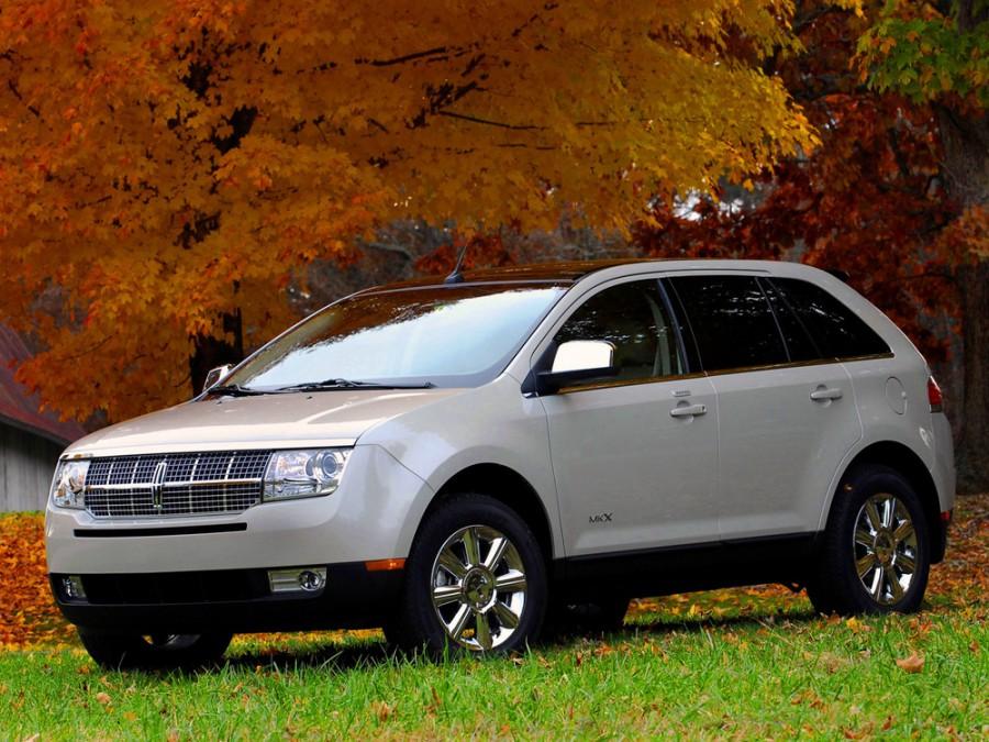 Lincoln MKX кроссовер, 2006–2014, 1 поколение - отзывы, фото и характеристики на Car.ru
