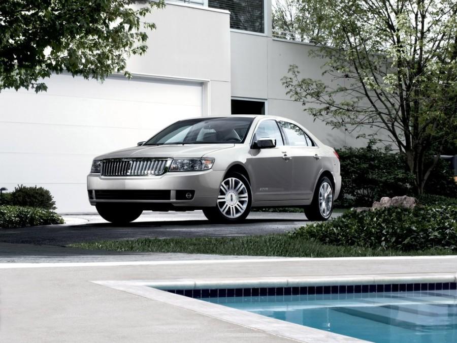 Lincoln MKZ седан, 2006–2014, 1 поколение - отзывы, фото и характеристики на Car.ru