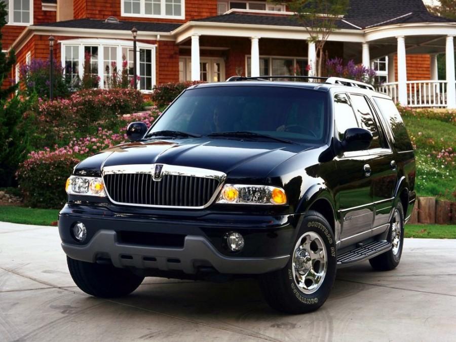 Lincoln Navigator внедорожник, 1997–2003, 1 поколение - отзывы, фото и характеристики на Car.ru