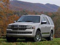 Lincoln Navigator, 3 поколение, Внедорожник 5-дв., 2007–2014