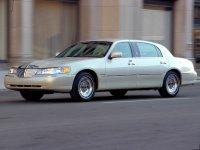 Lincoln Town car, 3 поколение, L седан, 1998–2014