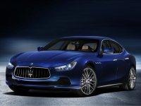 Maserati Ghibli, 3 поколение, Седан, 2013–2016