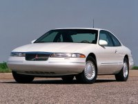Lincoln Continental Mark Series, 8 поколение, Купе, 1993–2000
