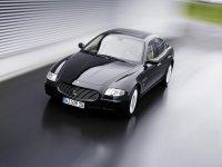 Maserati Quattroporte, 5 поколение, Седан, 2003–2008