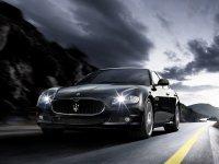 Maserati Quattroporte, 5 поколение [рестайлинг], Sport gt s седан 4-дв., 2008–2012