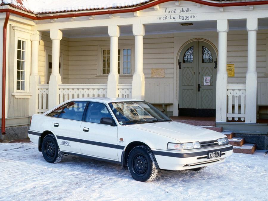 Mazda 626 хетчбэк, 1987–1992, 3 поколение - отзывы, фото и характеристики на Car.ru