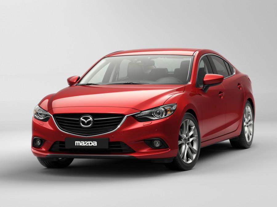 Mazda 6 седан, 2012–2016, 3 поколение - отзывы, фото и характеристики на Car.ru