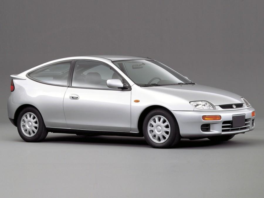Mazda 323 хетчбэк 3-дв., 1994–1998, BA, 1.8 MT (114 л.с.), характеристики