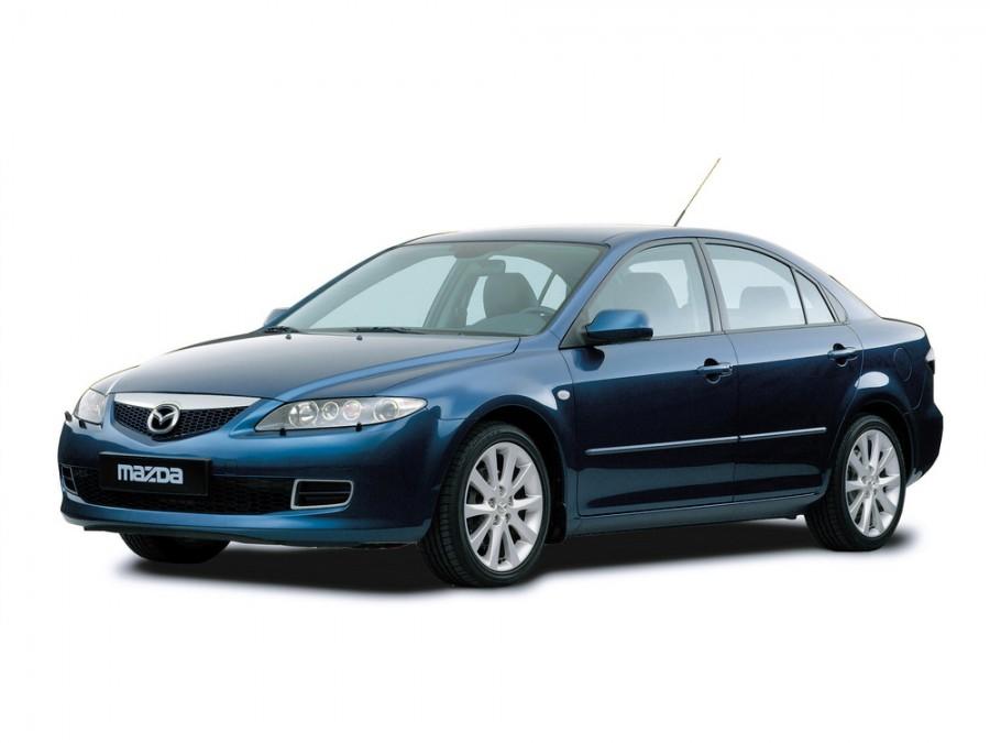 Mazda 6 хетчбэк, 2005–2007, 1 поколение [рестайлинг] - отзывы, фото и характеристики на Car.ru