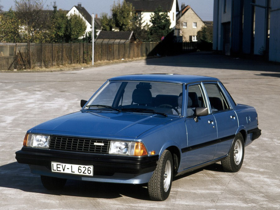 Mazda 626 седан, 1978–1980, 1 поколение [рестайлинг] - отзывы, фото и характеристики на Car.ru