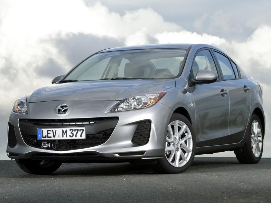 Mazda 3 седан, 2011–2013, BL [рестайлинг] - отзывы, фото и характеристики на Car.ru