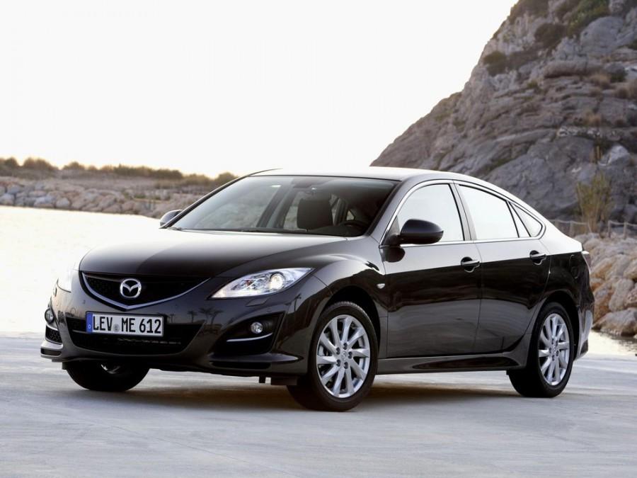 Mazda 6 хетчбэк, 2010–2013, 2 поколение [рестайлинг] - отзывы, фото и характеристики на Car.ru