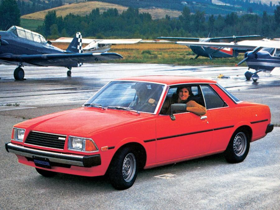 Mazda 626 купе, 1978–1980, 1 поколение - отзывы, фото и характеристики на Car.ru