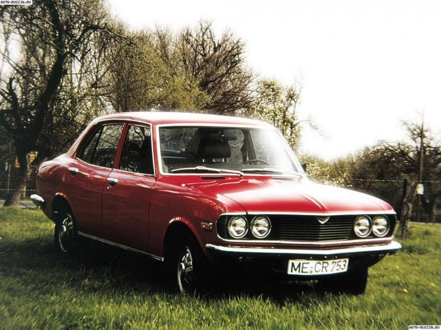 Mazda 616 седан, 1970–1976, 1 поколение - отзывы, фото и характеристики на Car.ru
