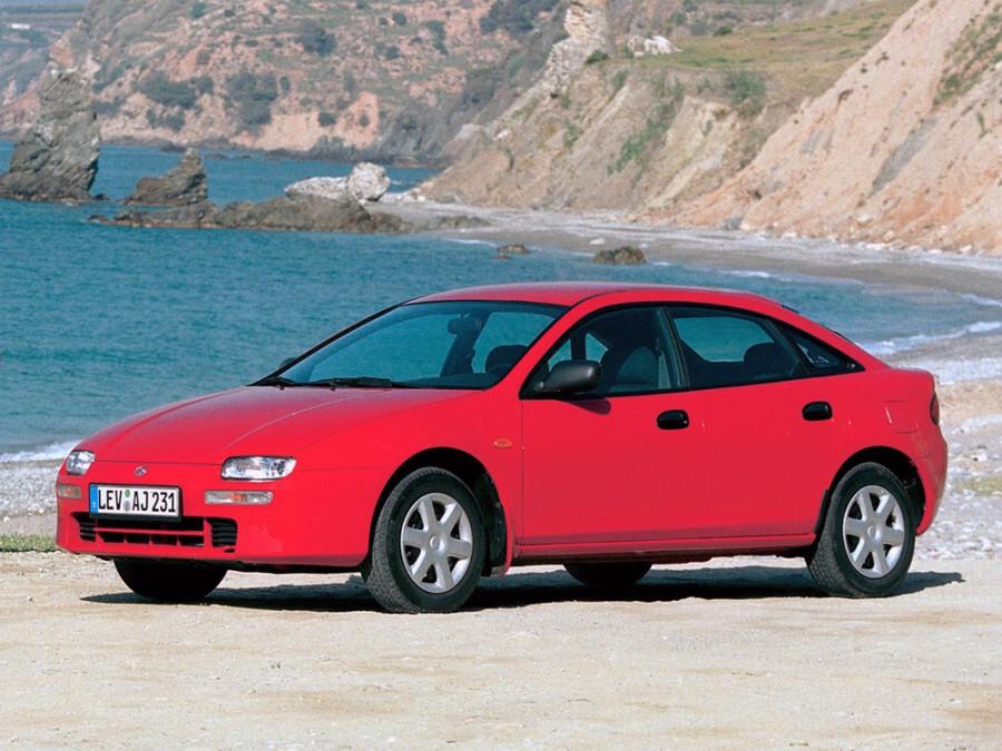 Mazda 323 хетчбэк 5-дв., 1994–1998, BA - отзывы, фото и характеристики на Car.ru