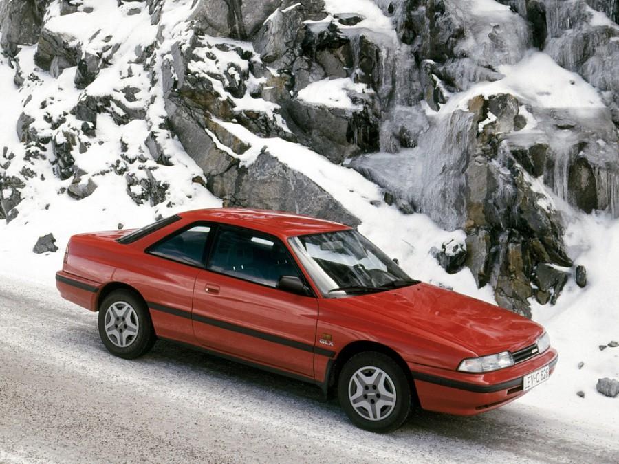 Mazda 626 купе, 1987–1992, 3 поколение - отзывы, фото и характеристики на Car.ru