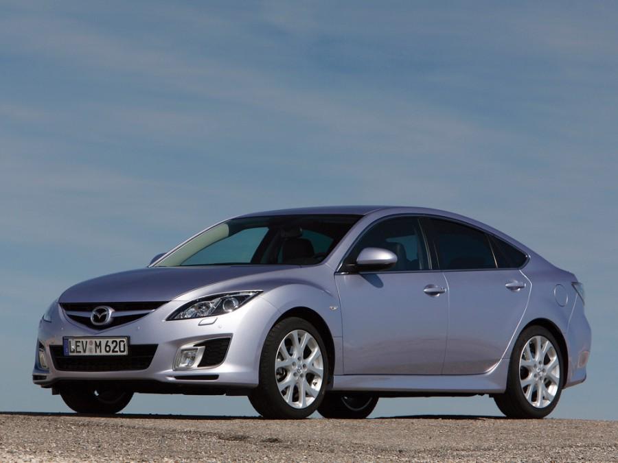 Mazda 6 хетчбэк, 2007–2012, 2 поколение - отзывы, фото и характеристики на Car.ru