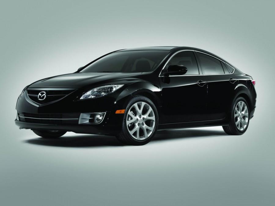 Mazda 6 US-Spec. седан 4-дв., 2007–2012, 2 поколение - отзывы, фото и характеристики на Car.ru