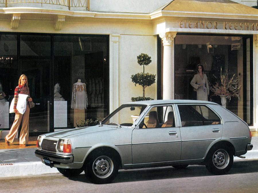 Mazda 323 хетчбэк 5-дв., 1977–1979, FA - отзывы, фото и характеристики на Car.ru